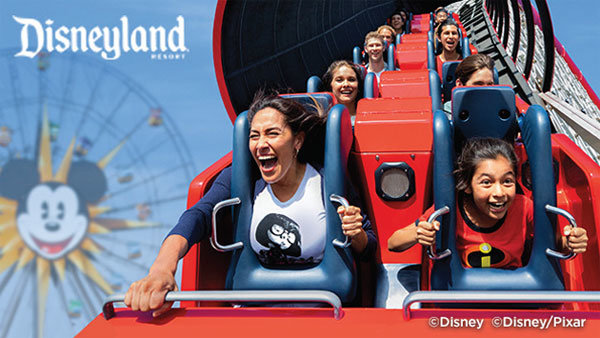 None - DISNEYLAND® Resort: Make Some Magic at The Happiest Place on Earth! (4-pack)