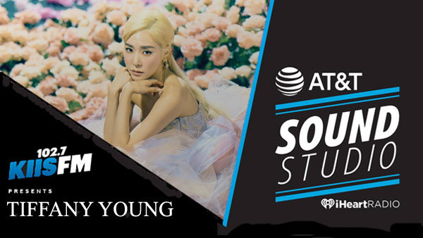 None - 102.7 KIIS-FM presents Tiffany Young Live inside our AT&T Sound Studio (2/28) (PAIR)