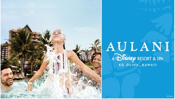 None -  DISNEYLAND® Resort Tickets (4-pack) + Be In To Win a Vacation to Aulani, A Disney Resort & Spa