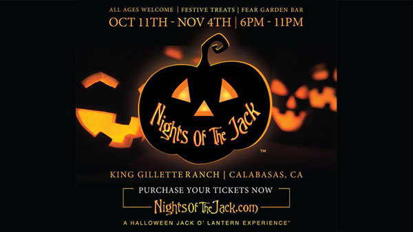 None - Nights Of The Jack in Calabasas (4-pack)