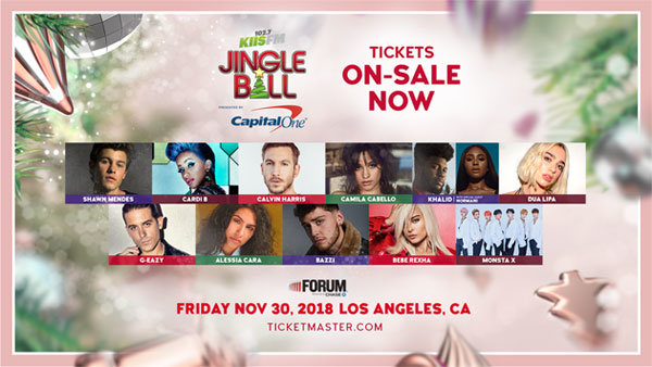 None - KIIS FM's Jingle Ball 2018 Presented by Capital One (11/30) (Pair)