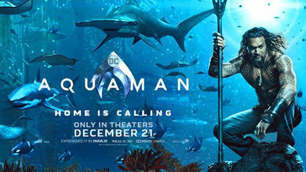 None - AQUAMAN Movie Screening (12/19) (4-pack)