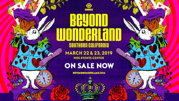 None - Beyond Wonderland at NOS Events Center (3/22 & 3/23) (2-Day Passes)