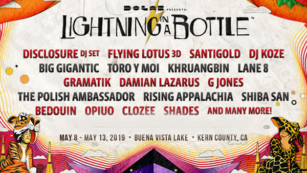 None - Lightning in a Bottle in Kern County (5/8-5/13) (Pair)