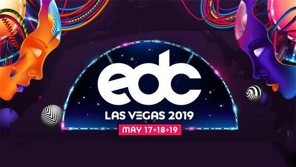 None - EDC in Las Vegas (5/17-5/19) (Pair of 3-Day Passes)