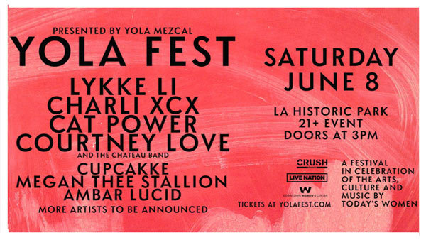 None - YOLA Festival at Los Angeles State Historic Park (6/8)