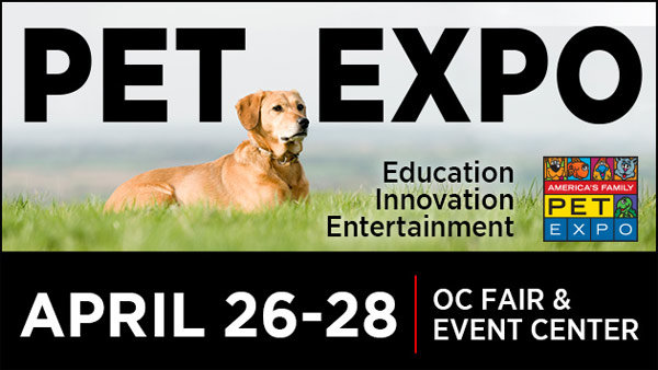 None - America's Family Pet Expo (4/26-4/28) (4-pack)