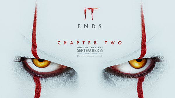 """None - Win passes to the Premiere Screening of """"IT Chapter Two"""" (8/26) (Pair)"""