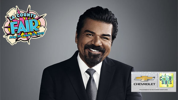 None - George Lopez at the LA County Fair (9/2) (4-pack)