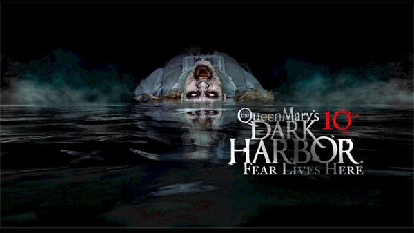 None - The Queen Mary's Dark Harbor (4-pack)