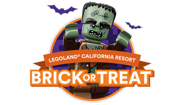 None - Brick-or-Treat Party Nights at LEGOLAND® California + Stay at LEGOLAND® Resort Hotel (4-pack)