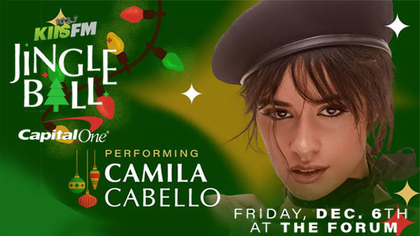 None - Meet Camila Cabello Backstage at KIIS FM's SOLD OUT Jingle Ball Presented by Capital One (12/6)