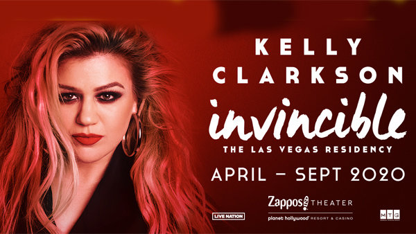 None - Kelly Clarkson: Invincible Las Vegas Residency (4/10/20-4/12/20)