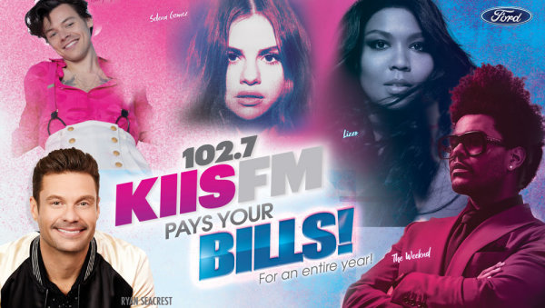 image for    Ryan Seacrest Pays Your Bills For A Year!
