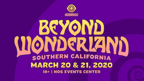 None - Beyond Wonderland at NOS Events Center (3/20 & 3/21) (2-Day Passes)