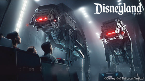image for Enter to Experience the DISNEYLAND® Resort (4-pack)