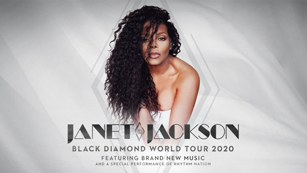 image for Win Tickets to See Janet Jackson at HONDA Center (8/15)