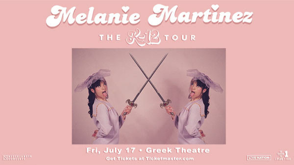image for Enter to See Melanie Martinez at the Greek Theatre (7/17)