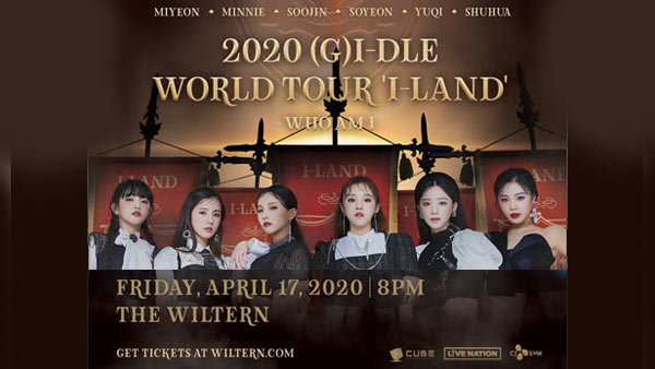 image for Enter to Win Tickets to See (G)I-DLE at The Wiltern (4/17)