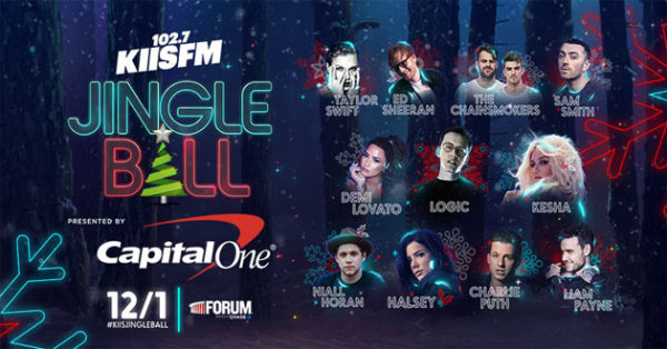i just entered to win tickets to kiis fm s jingle ball 2017 presented by capital one