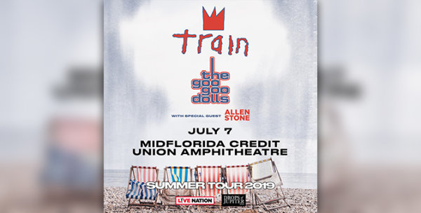 None - Train & the Goo Goo Dolls!