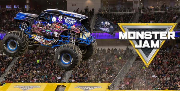 None - Monster Jam Text to Win Weekend!