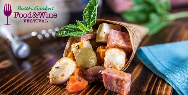 None -   Enter to win Busch Gardens Food & Wine Festival tickets!