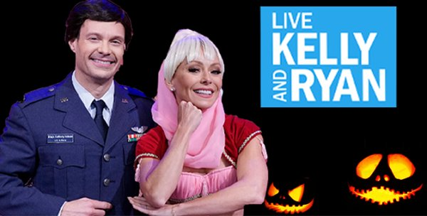 None - LIVE With Kelly & Ryan Halloween 2019 Trip Giveaway!