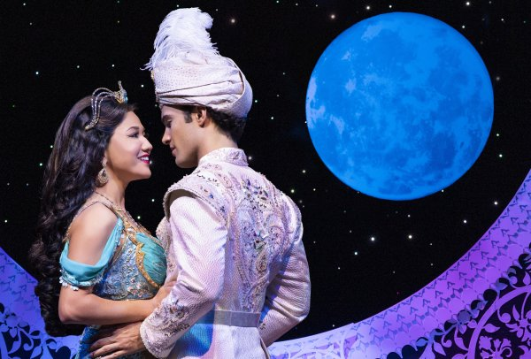 None - WIN Disney's Aladdin, The Hit Broadway Musical at the Straz WITH International Diamond Center