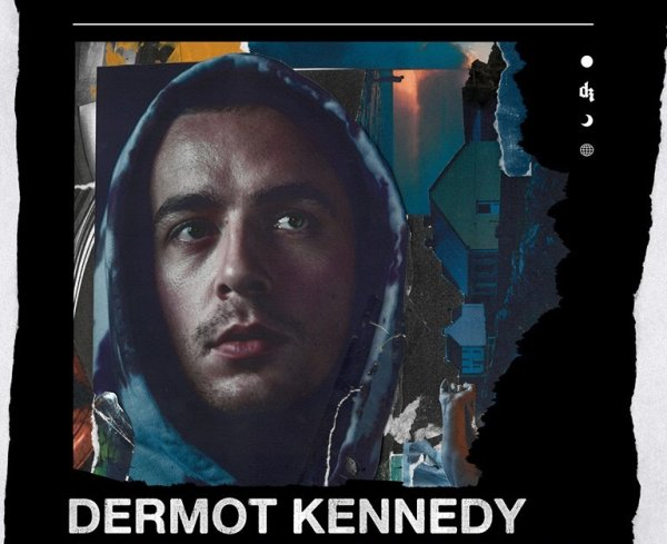 None - Dermot Kennedy Ticket Giveaway