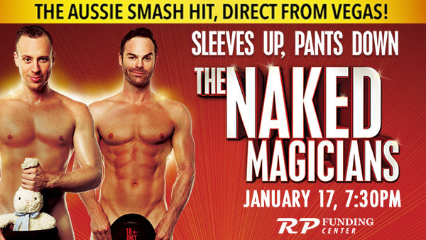 None - Naked Magicians at RP Funding Center