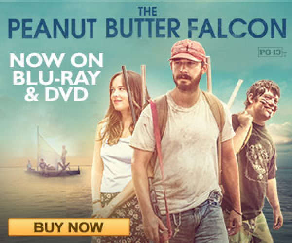None - The Peanut Butter Falcon Blu-Ray Giveaway!