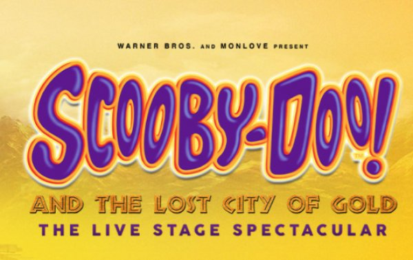 None - Scooby-Doo! and the Lost City of Gold Live Giveaway!