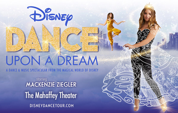 None - Disney Dance Upon a Dream Giveaway!