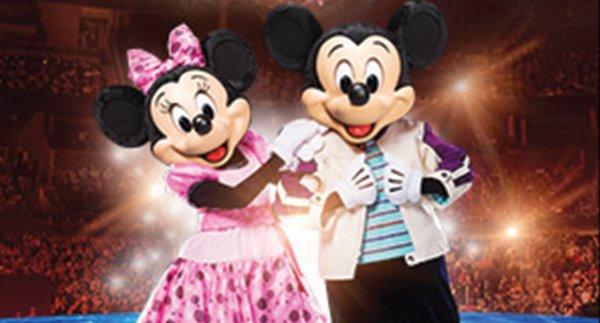 None - Disney On Ice presents Celebrate Memories at BancorpSouth Arena, Tupelo