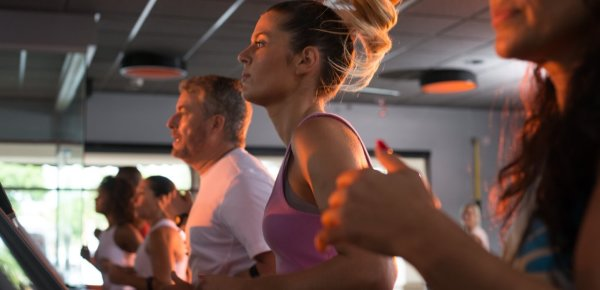 None - Win FREE Orange Theory Classes!