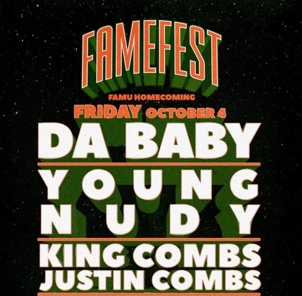 None - Win a Pair of Tickets to See Da Baby, Young Nudy & more!