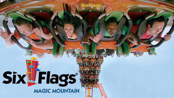 None - Win Tickets To Six Flags Magic Mountain!
