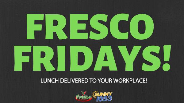 None - Sign Your Workplace Up For Fresco Fridays!