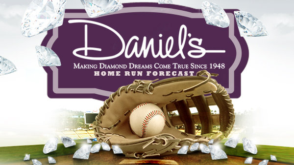 None -  Enter For Your Chance to WIN a $50 Daniel's Jewelers gift card!