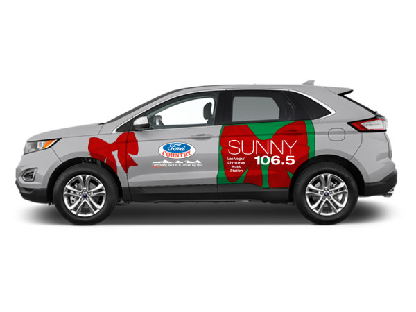 None -  Holiday Shopping Spree Contest By Ford Country