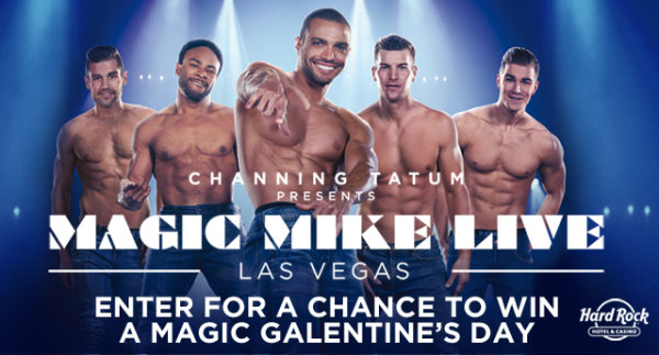 None - Galentine's Day with Magic Mike Live!