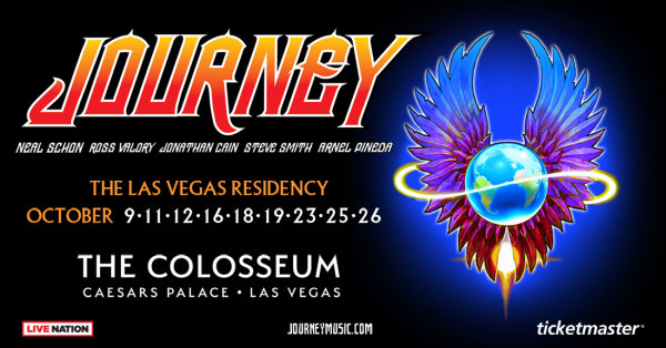 None - Journey The Las Vegas Residency