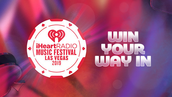 None - Listen to win your way into our 2019 iHeartRadio Music Festival!