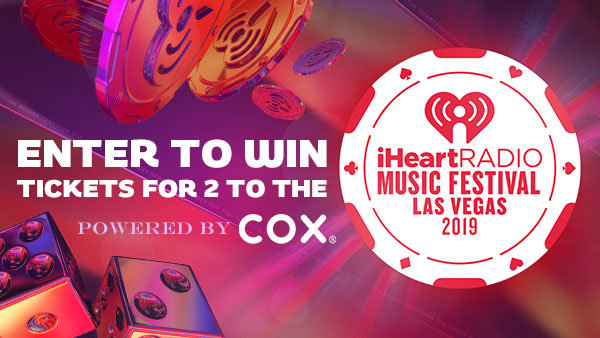 None - Enter To Win Tickets For 2 To The iHeartRadio Music Festival!