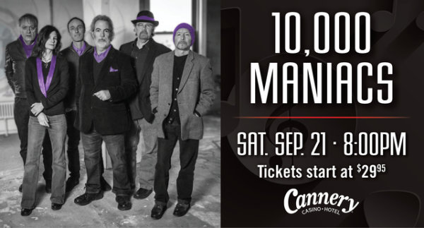 None - 10,000 Maniacs at The Cannery