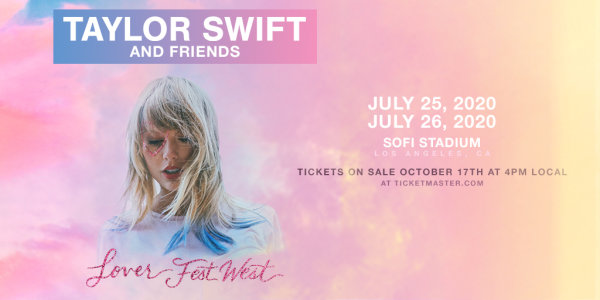 None - Taylor Swift's LOVER FEST WEST