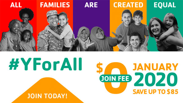 None - Enter To Win a Six-Month Family Membership at YMCA!