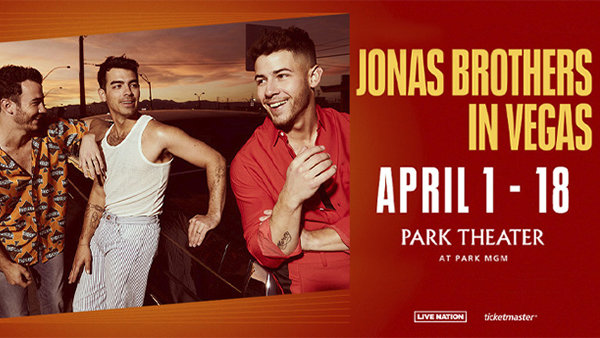 None - Listen To Win Tickets To Jonas Brothers In Vegas