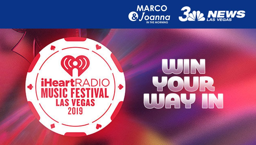 NEWS 3 TODAY iHEARTFESTIVAL CONTEST | Sunny 106 5